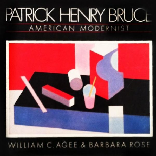 Patrick Henry Bruce American Modernist Brochure