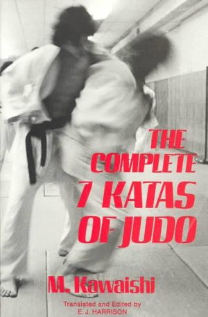 Complete 7 Katas of Judo