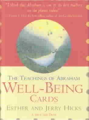 Teachings of Abraham Well-Being Cards