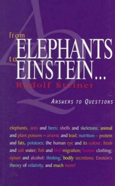 From Elephants to Einstein...