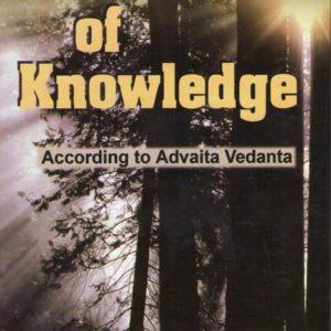 Methods of Knowledge According to Advaita Vendanta
