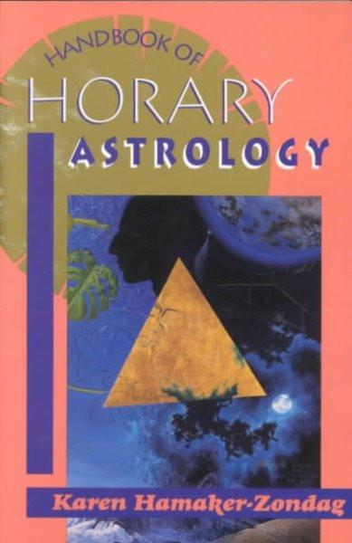 Handbook of Horary Astrology