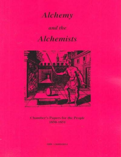 Alchemy and the Alchemists