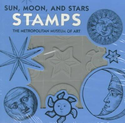 Sun, Moon, and Stars Stamps