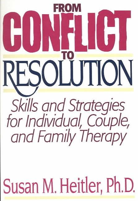 From Conflict to Resolution