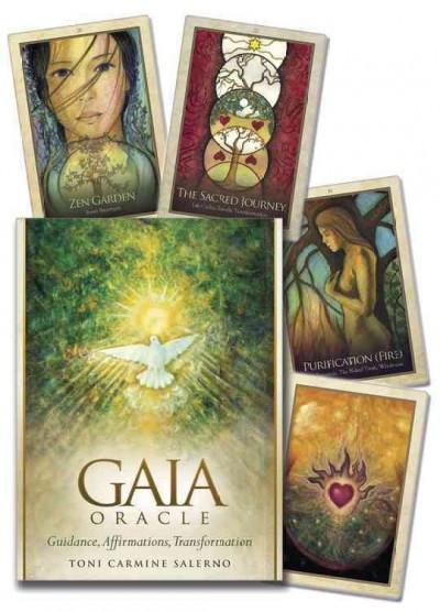 Gaia Oracle : Guidance, Affirmations, Transformation