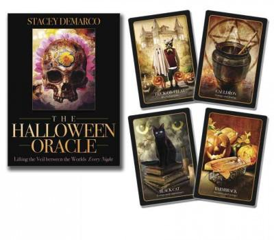 Halloween Oracle : Lifting the Veil Between the Worlds Every Night