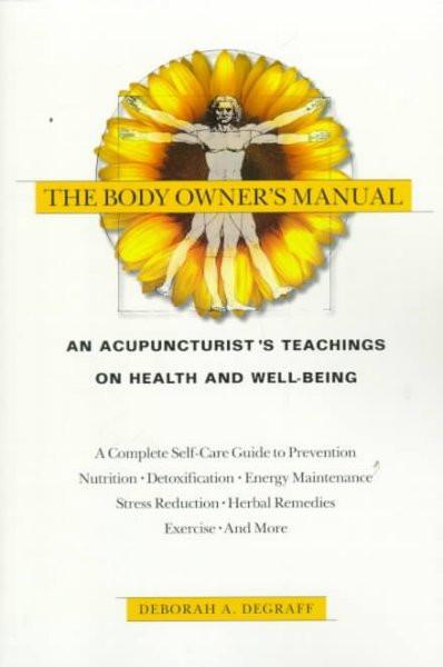 Body Owner's Manual