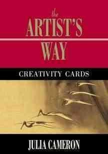 Artist's Way Creativity Cards