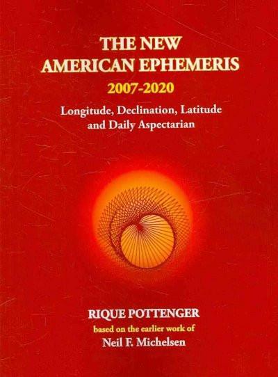 New American Ephemeris 2007-2020
