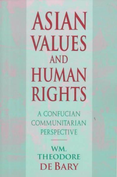 Asian Values and Human Rights