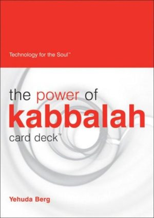 Power of Kabbalah Card Deck