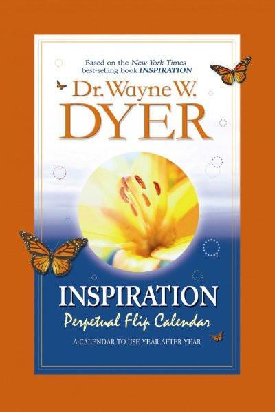 Inspiration Perpetual Flip Calendar