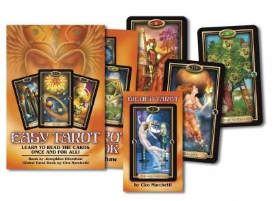 Easy Tarot : Learn to Read the Cards Once and for All