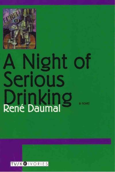 Night of Serious Drinking