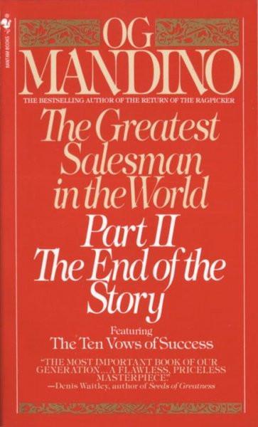 Greatest Salesman in the World Part II