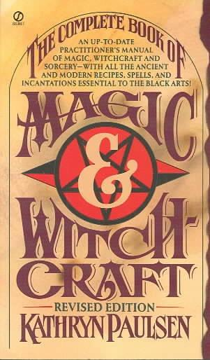 Complete Book of Magic and Witchcraft