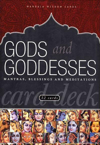 Gods and Goddesses : Mantras, Blessings and Meditations