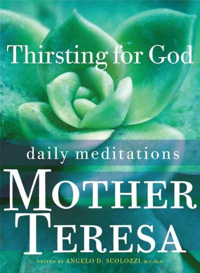 Thirsting for God : Daily Meditations