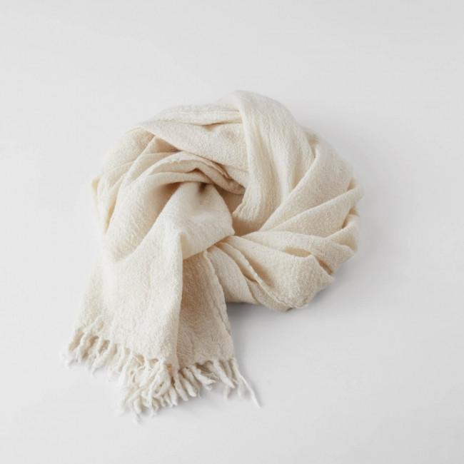 Wool Khadi Lightweight Scarf