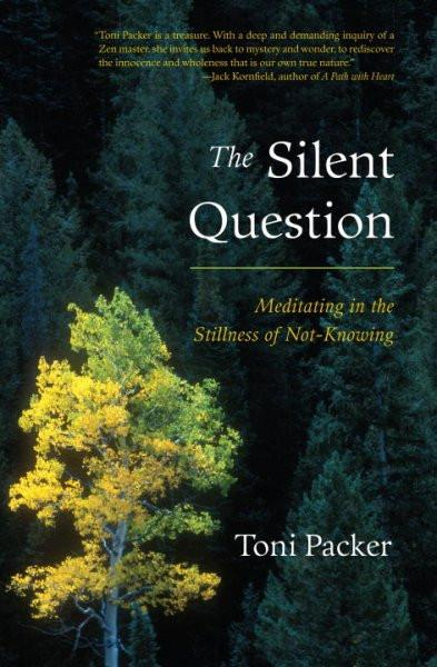 Silent Question : Meditating in the Stillness of Not-Knowing
