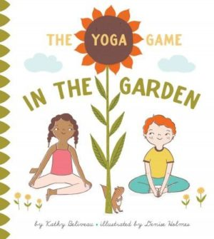 Yoga Game in the Garden