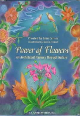 Power of Flowers : An Archetypal Journey Through Nature