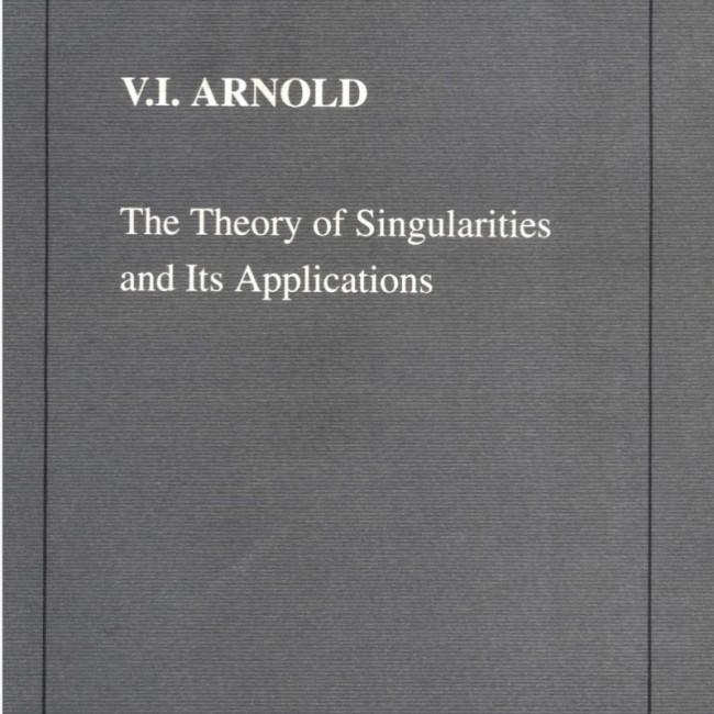 Theory of Singularities and Its Applications