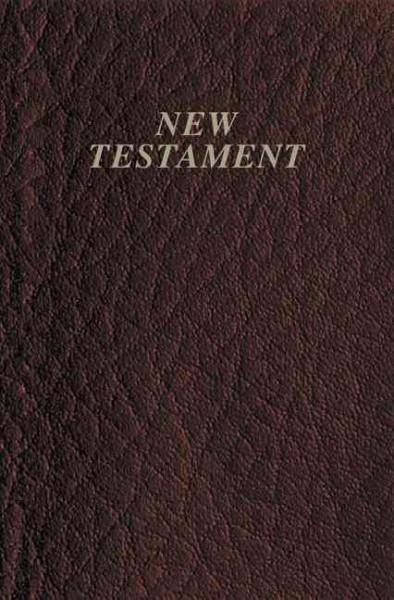 New Testament of Our Lord and Saviour Jesus Christ : KJV : Red Letter