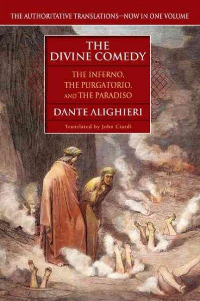 Divine Comedy : The Inferno/the Purgatorio/the Paradiso