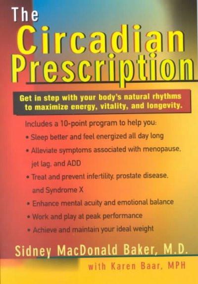 Circadian Prescription