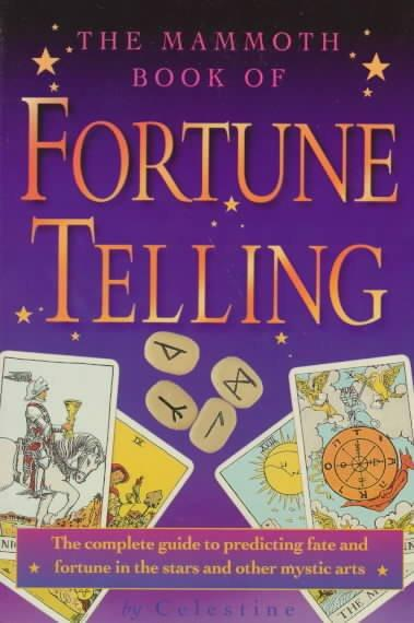 Mammoth Book of Fortune Telling