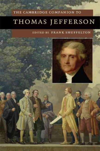 Cambridge Companion to Thomas Jefferson