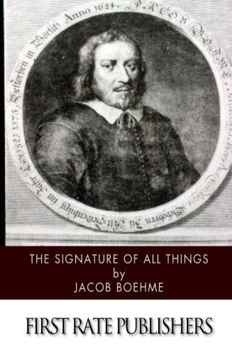 Signature of All Things