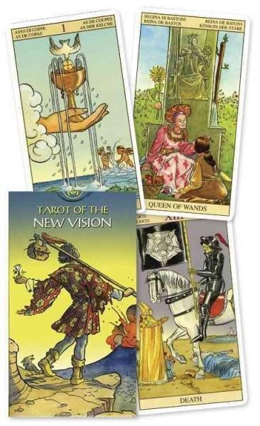 Tarot De La Nueva Vision/Tarot of the New Vision