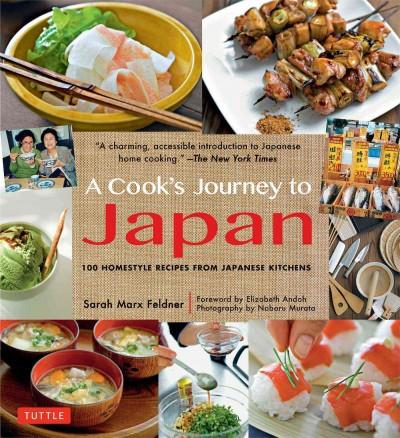 Cook's Journey to Japan
