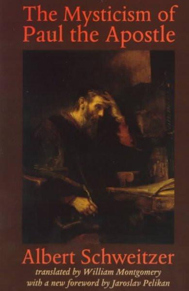 Mysticism of Paul the Apostle