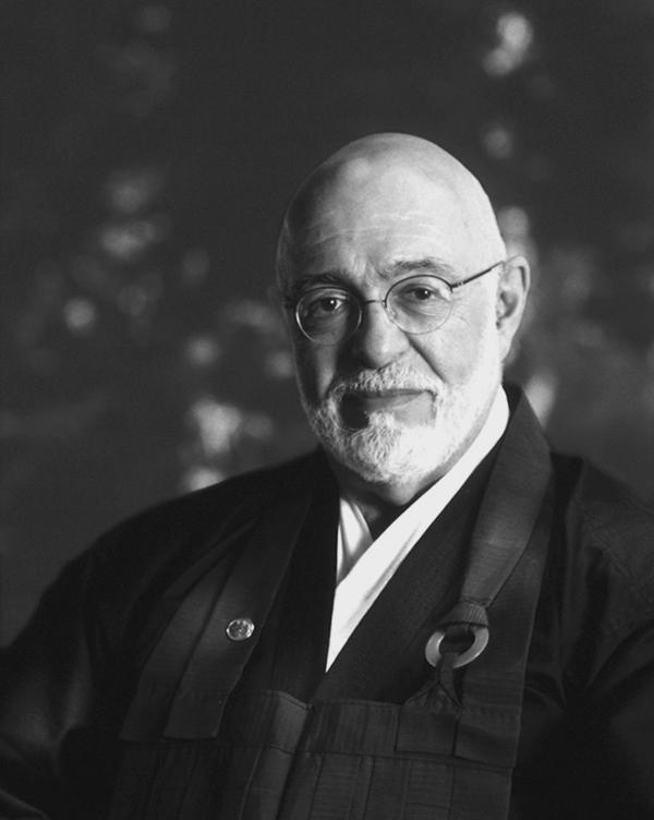 John Daishin Buksbazen (Sensei Daishin)