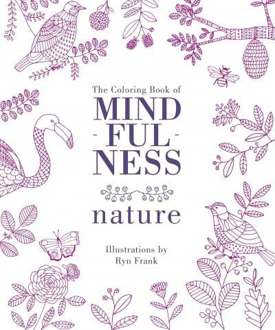 Coloring Book of Mindfulness : Nature
