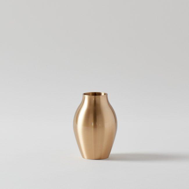 Nousaku Brass Vase