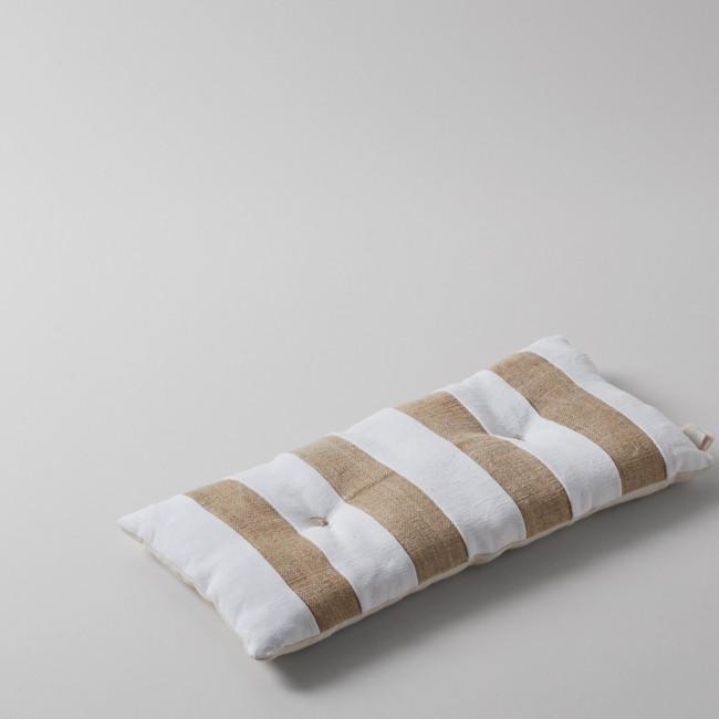 Nur Gallery Natural Stripe Pillow