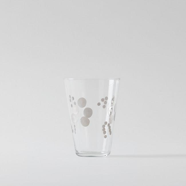 Platinum Berry Glassware