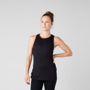 Live the Process Linear V Tank (w bra)
