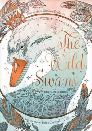 Wild Swans Colouring Book