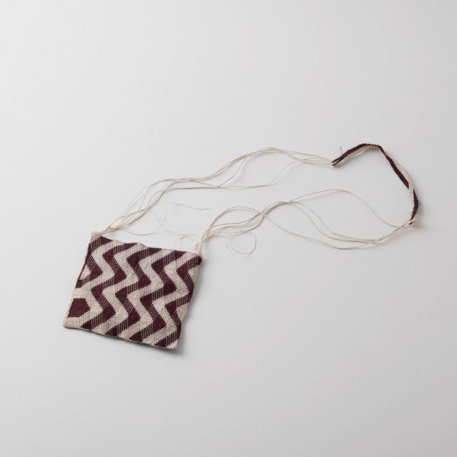 Natural Hand Woven Paraguyan Bag