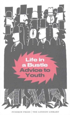 Life in a Bustle : Advice to Youth