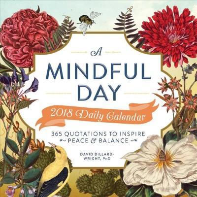 Mindful Day 2018 Calendar