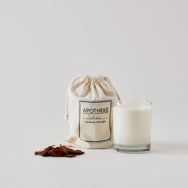 Apotheke Scented Soy Candle