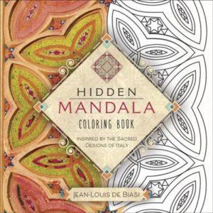 Hidden Mandala Coloring Book