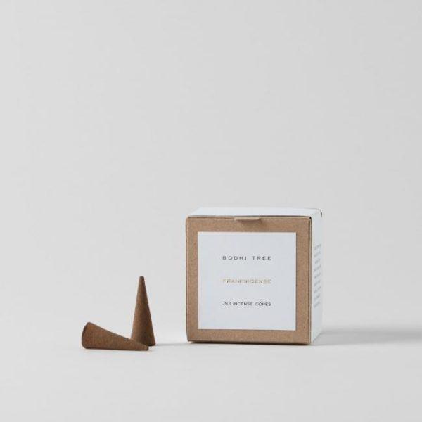 Bodhi Tree Frankincense Scented Incense Cones